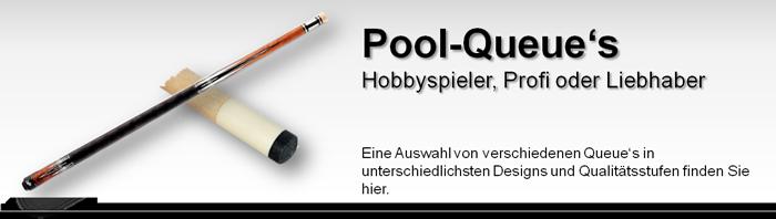 Pool-Queues