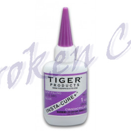 Lederkleber  Tiger  Insta-Cure   28 g
