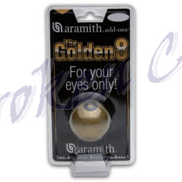 Spezial Ball Aramith  - Golden 8 -     57.2mm