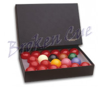 Snooker-Kugeln  Super Crystalate   52,4 mm