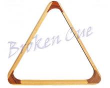 Triangel Holz für Kugeln in der Größe 57,2 mm