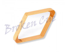 Rhombus Holz