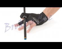 Billardhandschuh Predator Second Skin, schwarz-grau