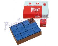 Kreide Master in der Farbe blau