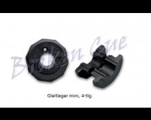 Gleitlager mini 4 tlg.   für Art-Nr. 254.613