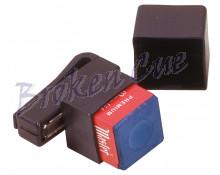Kreidehalter mit Magnet-Clip