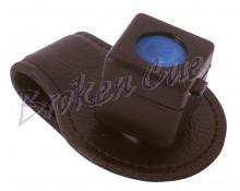 Kreidehalter PVC - Magnetclip Leder