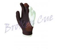 Billard-Handschuh Laperti mit Leder  (in M-L erhältlich)