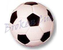 Kickerball Fussball Original, , Ø 32 o. 34 mm, hart-griffig