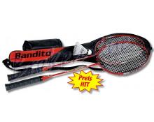Badminton Schläger-Set Bandito