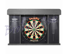 Dartboard-Cabinet ARENA mit LED - Beleuchtung