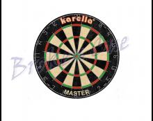 "Karella ""MASTER"" Wettkampf-Dart + Steeldarts"