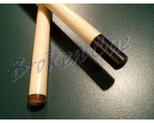 Abbildung normale Ferrule (links) u. All-in-One (rechts)